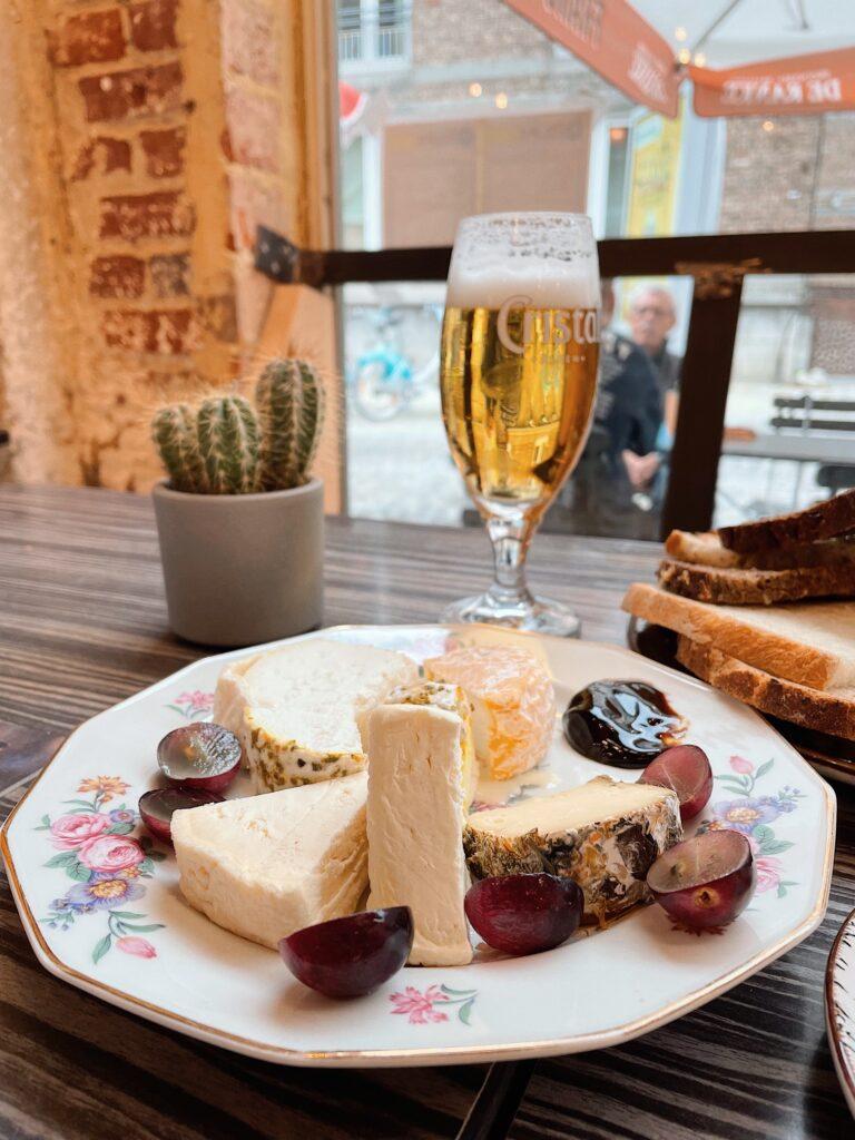 chez juliette bar à fromages namur